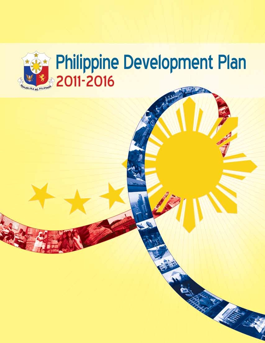 the philippine development plan The national economic and development authority (neda) will review the philippine development plan (pdp) for 2011-2016 this quarter to align goals with recent economic developments.