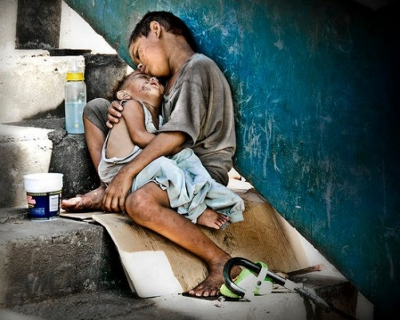 Joblessness, poverty and hunger are reaching record highs under the Aquino administration amid claims of growing economy