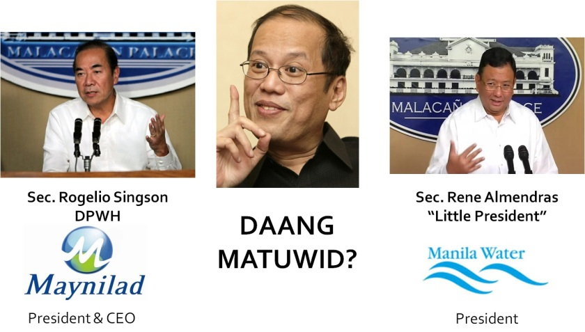 big water and pnoy