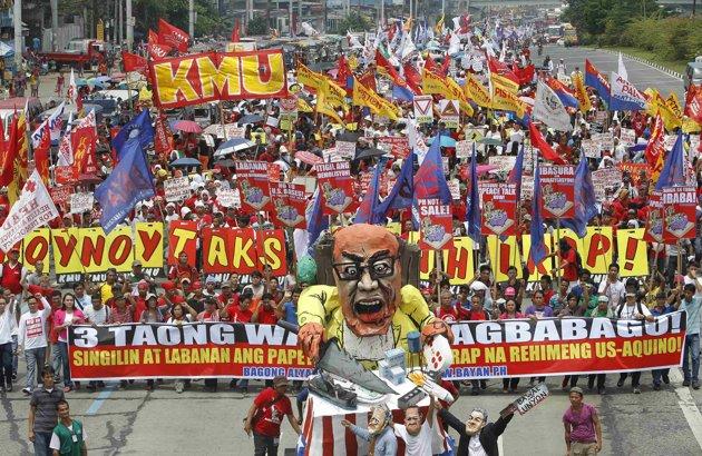 Photo by Cheryl Favila/Reuters