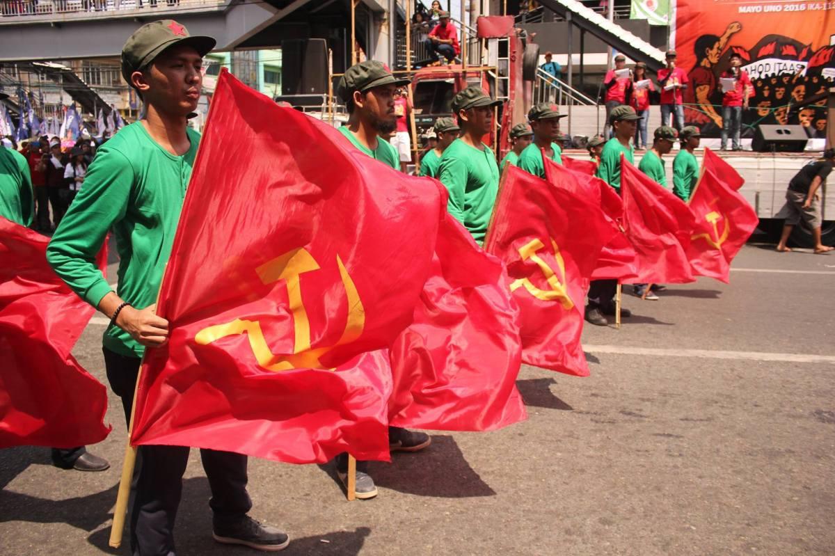 CPP founding anniversary: Peace talks is Duterte's best option against 48-year oldinsurgency