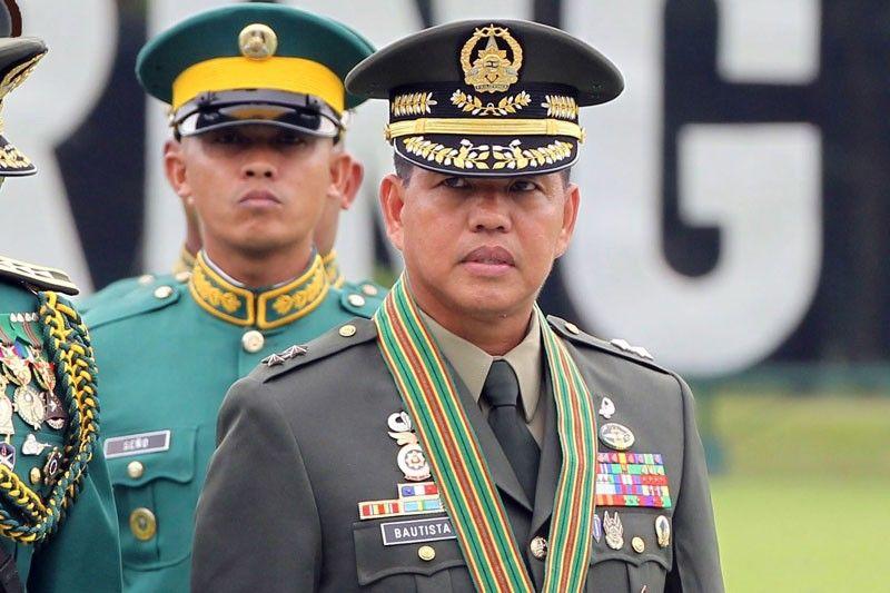 Militarizing development work: Army chief Rolando Bautista as DSWDhead