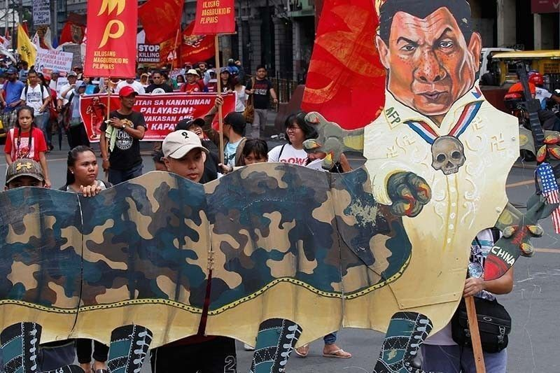 """Red October"" Day 1: What's destabilizing the Duterteregime?"